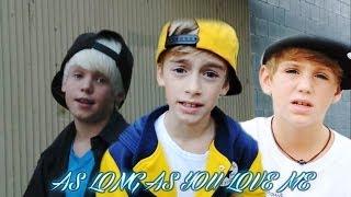 getlinkyoutube.com-Justin Bieber - As Long As You Love Me ft. Big Sean (Carson Lueders, JohnnyO & MattyBRaps cover)