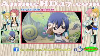 Fairy Tail Episode 59 English Dub width=