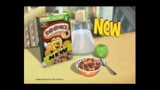 getlinkyoutube.com-The NEW NESTLE KOKO KRUNCH Choco Caramel