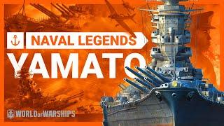 getlinkyoutube.com-Naval Legends - Yamato