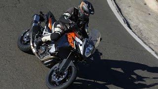 getlinkyoutube.com-Essai KTM 1050 adventure