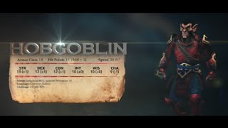 Sword Coast Legends: Monster Showcase - Hobgoblin