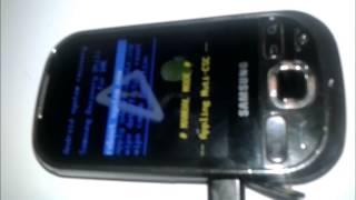 getlinkyoutube.com-Hard Reset Galaxy 5, Como resetar seu Galaxy 5