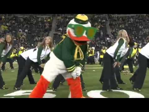 GANGNAM STYLE - Oregon Marching Band (MUST SEE)