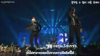 getlinkyoutube.com-[Karaoke/Thai Sub] B.A.P - COMA (Live Rock version)