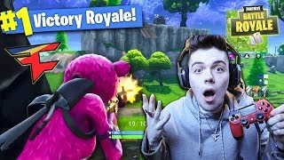 FaZe Adapt Plays FORTNITE BATTLE ROYAL!!