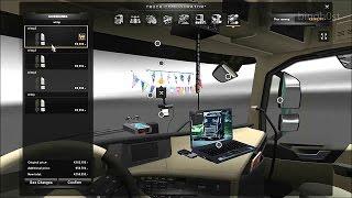 getlinkyoutube.com-Volvo FH16 Mod Interior ETS2 (Euro Truck Simulator 2)