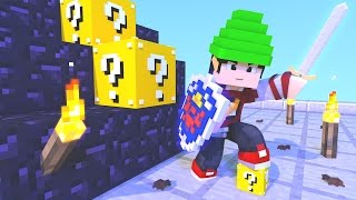 getlinkyoutube.com-Minecraft Mod: ESCADONA - ZELDA O JOGO DO LINK ! ‹ AM3NIC ›