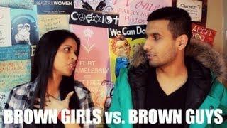 getlinkyoutube.com-Brown Girls vs. Brown Guys