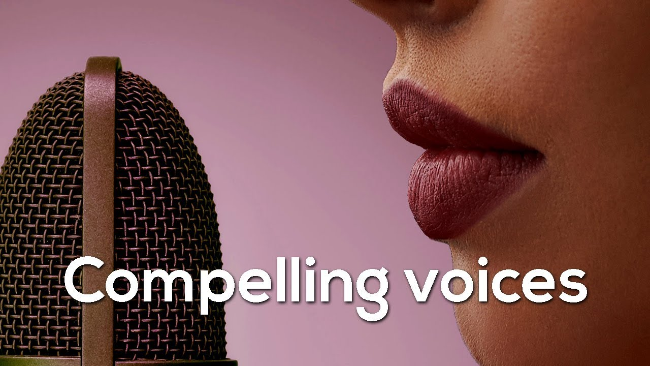 Compelling Voices - Voquent