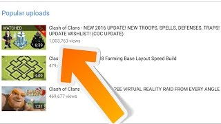 getlinkyoutube.com-Clash of Clans - Thank You for a MILLION VIEWS! (Single Video)