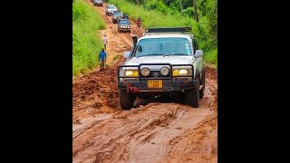 TANZANIA OFFROAD WARRIORS - TANZANIA 4X4 OFFROAD ADVENTURE EXPEDITION 2016 - SEASON 1