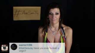 getlinkyoutube.com-AskSaraJay Personal Sex Life...