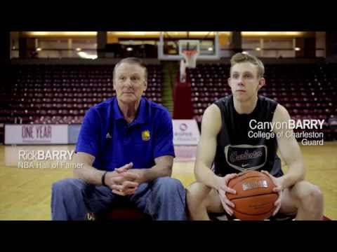 An Underhand Legacy: Following footsteps at free throw line