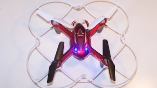 getlinkyoutube.com-Syma X11C Spy Camera Drone Quadcopter Review