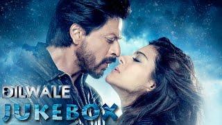 getlinkyoutube.com-Dilwale Jukebox - Shah Rukh Khan | Kajol | Varun Dhawan | Kriti Sanon