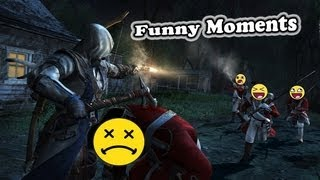 getlinkyoutube.com-Assassins Creed 3 Funny Moments