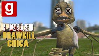 getlinkyoutube.com-I KILLED DRAWKILL CHICA!! | Gmod Sandbox Fun