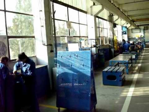 SERVICE FAUR - Film Atelier reparatii sisteme de directie.wmv