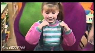 getlinkyoutube.com-My Familys Just Right For Me, Barney and Friends [HD]