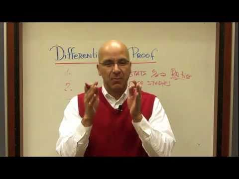 Sales Training Video #36 - Differentiation and Proof in Selling by Victor Antonio - Atlanta, Georgia