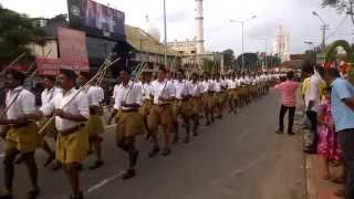 getlinkyoutube.com-RSS ROUTE MARCH 2014 TRIVANDRUM KERALA