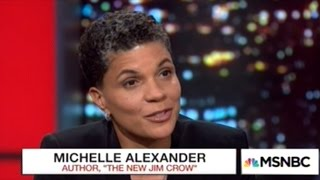 "getlinkyoutube.com-Michelle Alexander On ""Why Hillary Clinton Doesn't Deserve The Black Vote!"""