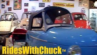 getlinkyoutube.com-We visit the Small Wonders Micro Car Museum in Crystal Lake, Illinois Part 1