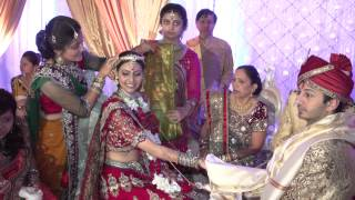 getlinkyoutube.com-Wedding of Rupal and Rahul