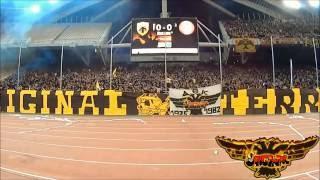 getlinkyoutube.com-~ Ψυχίατρε γαμώ τον Πειραιά / ΑΕΚ - γαύρος 1-0 ~
