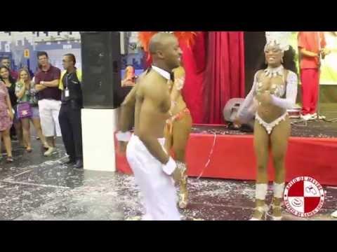 Show de Malandro e Mulatas - Apito de Mestre