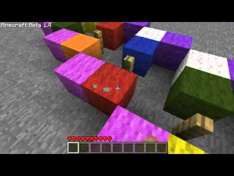 Biology: Minecraft DNA + RNA Transcription and Translation