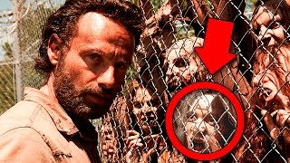 getlinkyoutube.com-6 Cosas En The Walking Dead Que Nunca Notaste