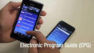 AT&T U-verse Mobile Demo