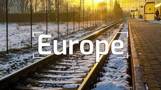 EUROPE BY TRAIN width=