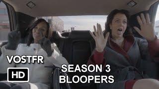 getlinkyoutube.com-[HD] Scandal - Season 3 - Bloopers / Gag Reel / Blooper Reel VOSTFR (HD)