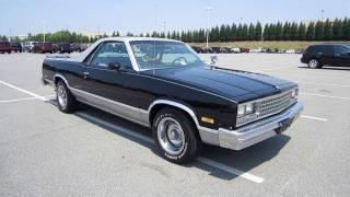 getlinkyoutube.com-1984 Chevrolet El Camino Conquista Start Up, Exhaust, and In Depth Tour