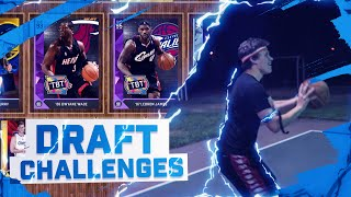 EXTREME NBA 2K16 DRAFT CHALLENGES!!!!