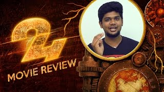 24 Review by Behindwoods | Suriya | AR Rahman | Vikram