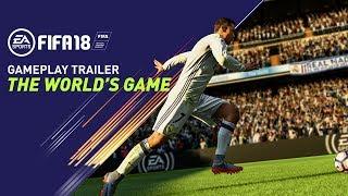 FIFA 18 - Játékmenet Trailer