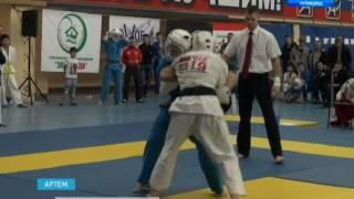 В Артеме впервые прошел краевой чемпионат по восточному боевому единоборству кудо