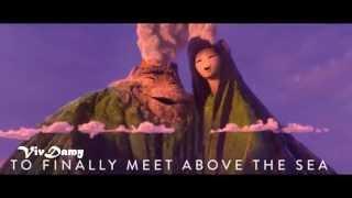 getlinkyoutube.com-Disney Pixar Inside Out : Lava COVER ITA