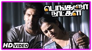 getlinkyoutube.com-Bangalore Naatkal Movie Scenes | Sri Divya leaves Rana Daggubati | Learns about Samantha | Arya