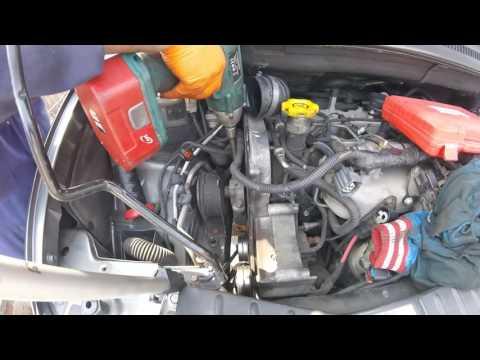 Состояние ремня ГРМ Chrysler
