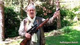 getlinkyoutube.com-carabine Speedline de Verney Carron cal 300 WM