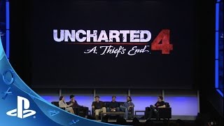 getlinkyoutube.com-PlayStation Experience 2015: Uncharted 4: Stories from the Performance Capture Set Panel