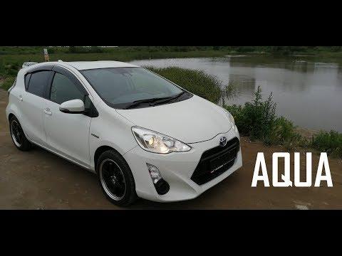 Toyota Aqua 2016 года - Авто из Японии, для подписчика!