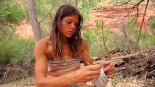 getlinkyoutube.com-Earth and Fire: Anasazi Style Pottery