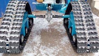 getlinkyoutube.com-Почти трактор из мотоблока СуПЕР РЕШЕНИЕ!!!! tractor of walking tractor. SUPER ACTION !!!!