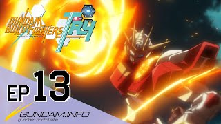 getlinkyoutube.com-GUNDAM BUILD FIGHTERS TRY-Episode 13: Beyond The Knuckle (ENG sub)